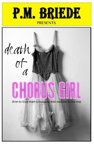 Death of a Chorus Girl Cover