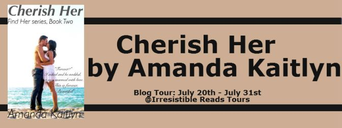 Banner - Cherish Her by Amanda Kaitlyn