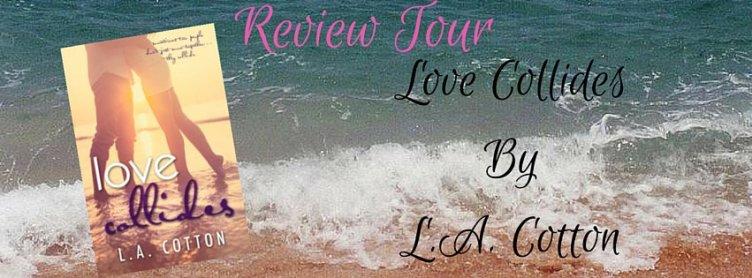 Love Collides - Review Tour Banner