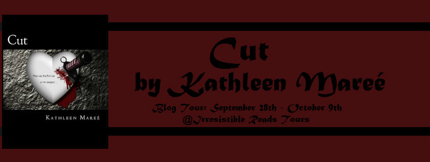 Banner - Cut by Kathleen Mareé