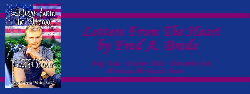 Banner - Letters From The Heart by Fred A Brede