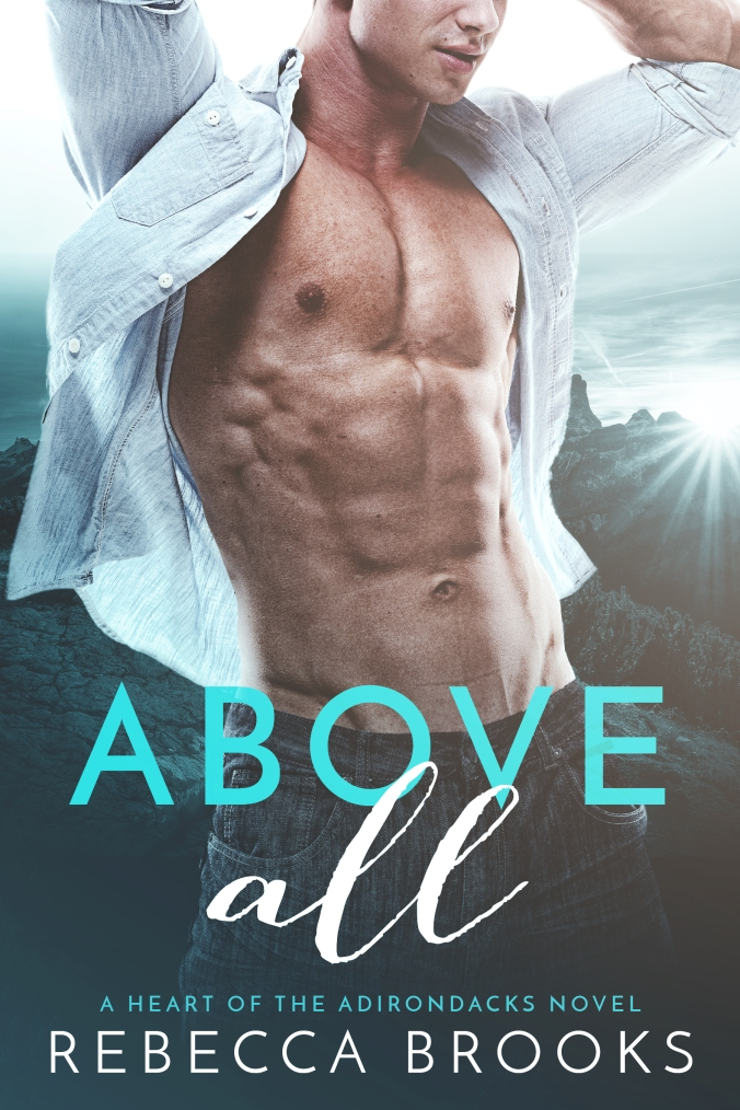 ABOVE ALL Cover